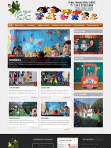 Página Web Jardin Infantil Alto Macul