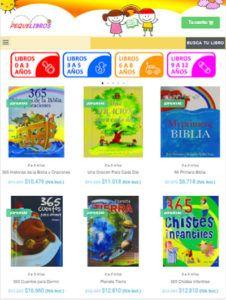 tienda online que vende libros didacticos infantiles